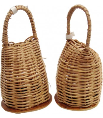 Natural Caxi'xi Shakers