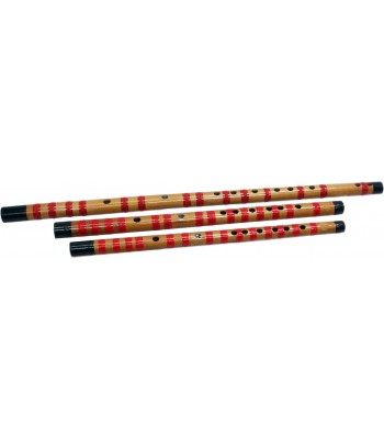 2-in-1 Bamboo Flute 'Di Tze' (optional reed)